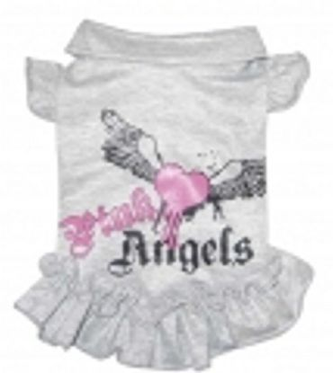 "Hundekleid  ""Pink Angel"""