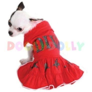 Bezauberndes Hunde-Kleid DIVA