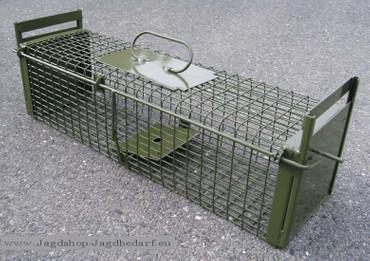 Lebendfangfalle für Kleintiere im Jagdartikelshop Bandemer kaufen