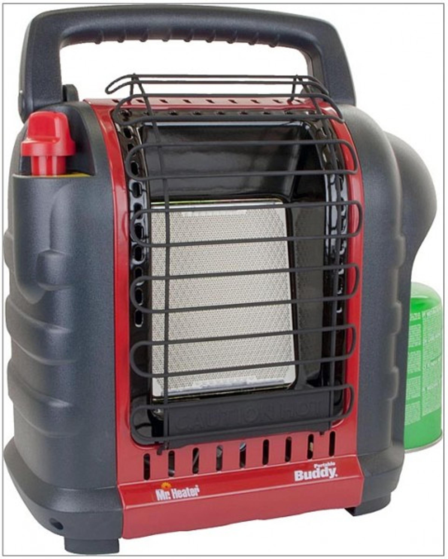 outdoor gasheizung portable buddy von mr heater revierbedarf kanzelheizung ansitzheizung. Black Bedroom Furniture Sets. Home Design Ideas