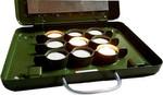 Teelichtofen Kanzelheizung Ansitz Heizung Jagd Teelichtheizung Outdoor Ofen