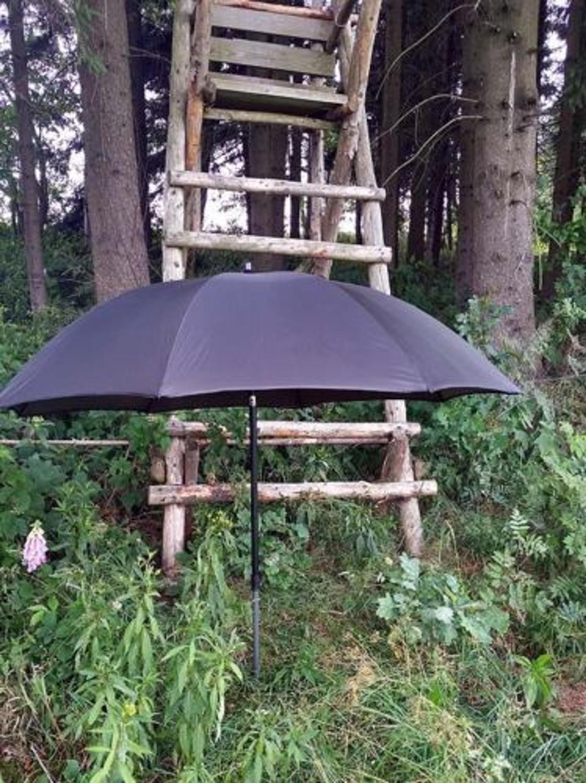 angelschirm ansitzschirm jagdschirm stockschirm. Black Bedroom Furniture Sets. Home Design Ideas