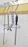Komplettes Zerwirkset für Kühlzelle oder Wildkühlschrank