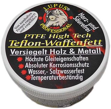 Lupus Teflon Waffenfett Professional PTFE 100g High Tech Schmierfett  im Jagdartikelshop Bandemer kaufen