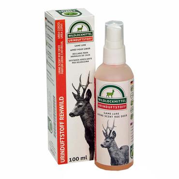 Rehwild Urinduftstoff Lockmittel - 100 ml Sprühflasche im Jagdartikelshop Bandemer kaufen