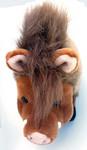 Plüschtier Wildschwein Sau Keiler Stofftiere Kuscheltiere Geschenk