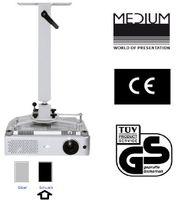 Medium Universal Beamerhalterung Standard 40-70 cm Schwarz