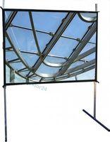 (1:1) Deluxx - 264cm x 264cm - FastFold Leinwand
