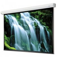 (16:9) DELUXX Advanced Cyber Beamer Motorleinwand  203 x 115 cm (35197)