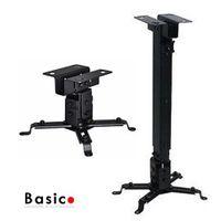 Basic Universal-Beamerhalterung - 7012 - 70 - 120 cm schwarz