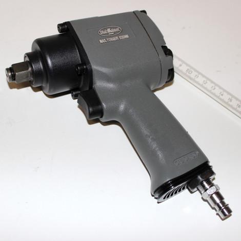 1/2 Zoll 12,7 mm 520 Nm Druckluft Schlagschrauber Druckluftschrauber klein stark
