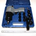 1/2 Zoll 12,7 mm 660 Nm Druckluft Schlagschrauber Druckluftschrauber Set Koffer 010
