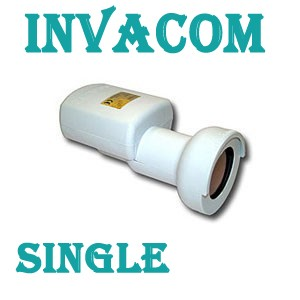 LNB Single 0,3 dB Invacom SNH-031