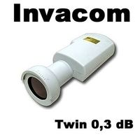 LNB Twin  0,3 dB Invacom TWH-031 – Bild 3