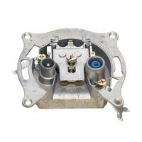 Fuba Durchgangsdose Antennen-Dose 2-Fach GAD 254 FUBA Antennendose Einzeldose