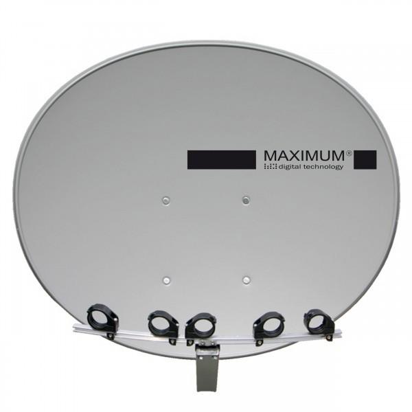 Maximum T85 / E85 Satellitenantenne Stahl Anthrazit