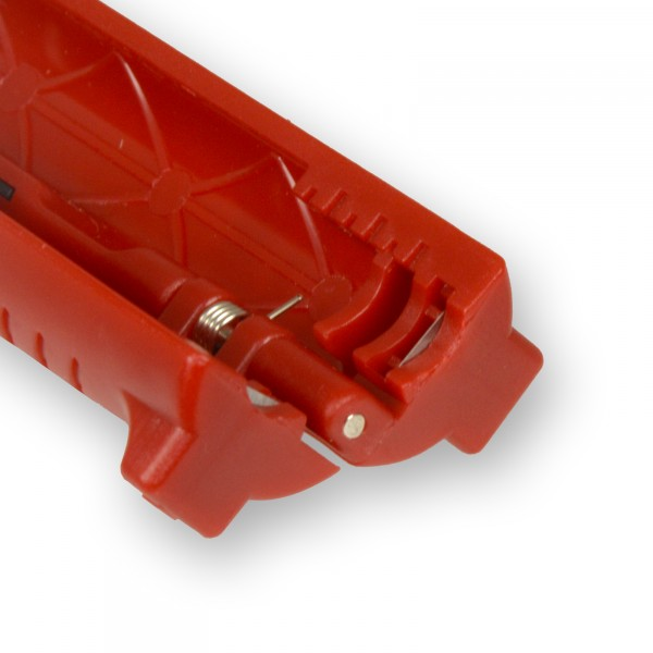 Universal Abisolierer für Koaxialkabel 1 Abisoliermesser Abisolierwerkzeug