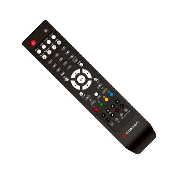 Octagon Fernbedienung für SF 918 SE+, 918G SE+, 1008, 1008SE, 1008SE+, 1008P, 1008C, 1008G, 1018 und SF-1028P HDTV