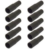 10 Stück F-Stecker Gummitülle Gummidichtung Kabel Tülle