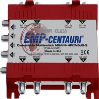 EMP Centauri P.144-A-5 SAT Kaskaden-Multischalter Multiswitch MS 4/4+4 Kaskade Switch 5dB