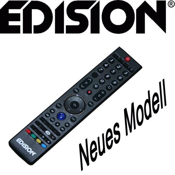Edision Fernbedienung Argus neues Modell  VIP mini IP Piccollo Pingulux miniplus NEU
