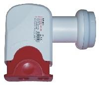 Bauckhage BW 40 T Twin LNB 0,1dB Universal 40mm Feed NEU – Bild 2