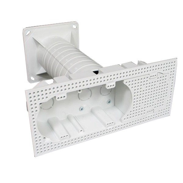 Kopos Elektroinstallationsdosen Steckdosen in wärmegedämmten Fassaden KEZ-3