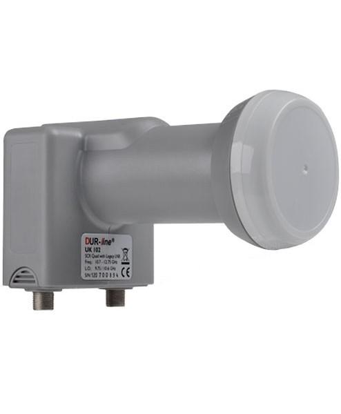 DUR-line Unikabel LNB UK 102 SCR Einkabel LNB Einkabellösung unicable NEU