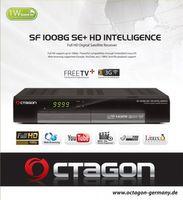 Octagon SF 1008G SE+ Intelligence FullHD Sat Receiver 1008 G USB LAN NEU – Bild 2