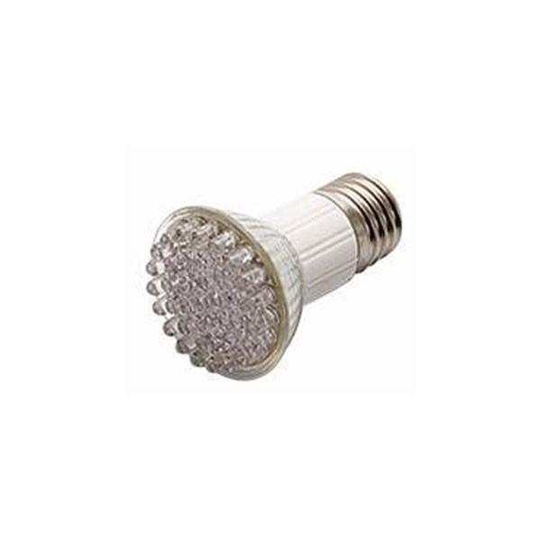 LED Lampe 230 V E27 Sockel 2 W mit 36 LED´s warm weiss 2700 K 460 cd