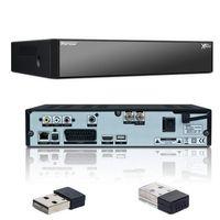 Opticum HD X406p FullHD DIGITAL SAT Receiver 406 + Opticum USB Wifi Stick – Bild 1