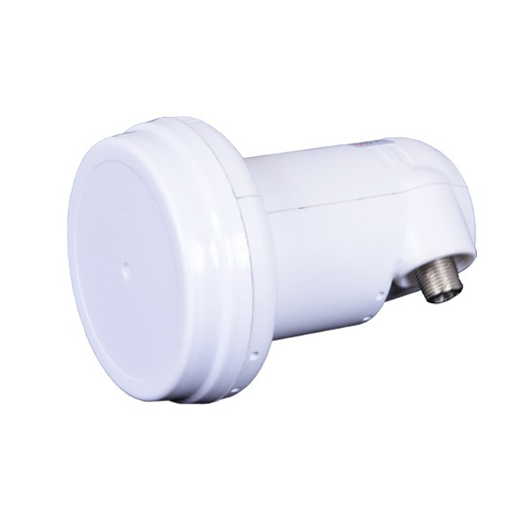Octagon Optima OSLO PLL Single LNB 0,1dB Verstärkung 65dB FullHD HDTV 3D