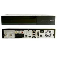 VU+ Solo² Twin Linux HD Satelliten-Receiver Solo 2 (DVB-S2, PVR-Ready, HDMI, 1080p, SCART, 3x USB) inkl. 500GB Festplatte schwarz – Bild 1