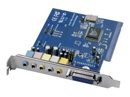 Soundkarte Ultron PCI 5.1 Kanal UltraSound Gameport retail