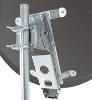PremiumX XTS100 Satellitenantenne 100 cm Stahl Anthrazit – Bild 2