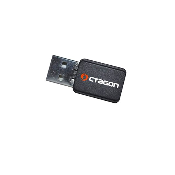 OCTAGON WL008 Wireless LAN USB 2.0 Adapter 150 Mbit/s WiFi, W-LAN Stick 802.11b/g/n