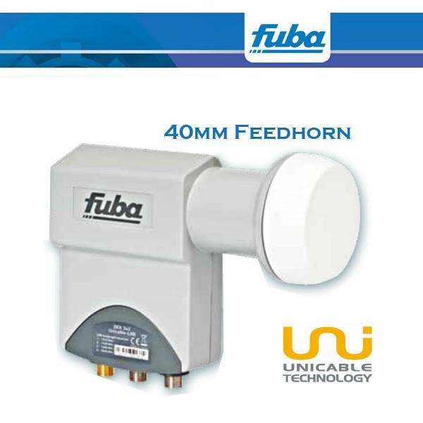 Fuba LNB DEK-342 Unicable / Unicable-LNB | Einkabellösung