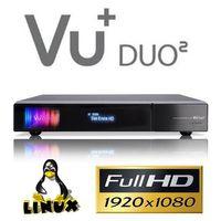 VU+ Duo² Digital Sat Receiver 1x DVB-S2 Dual + 1x DVB-S2 Tuner Linux FullHD – Bild 2