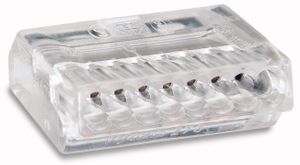 50 Stück WAGO Dosenklemme , Verbindungsklemmen Steckklemme Verbindungs Klemmen, 273-158 – Bild 3