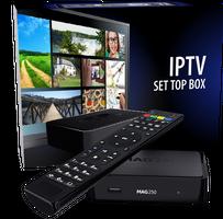 MAG 250 IPTV OTT Set Top Box ORIGINAL Multimedia Player Internet TV webbrowser IP – Bild 5