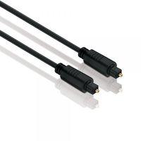 1m Optisches Toslink Digital Audio Hifi Kabel - SPDIF / LWL - Kabeldurchmesser 5mm