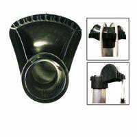FBA-Mastkappe mit Kabeldurchführung groß passend für  Masten und Dachsparrenhalter mit 48 mm und 60 mm Durchmesser