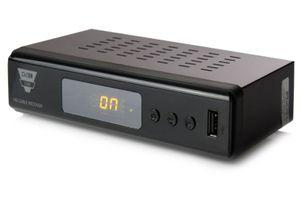 Opticum C200 HDTV Kabelreceiver (HDMI, Full HD 1080p, EPG, SCART, USB) schwarz – Bild 2