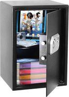 MT Vision ST-50 FP Safe Fingerprint Fingerabdruck Tresor für Wand o. Boden – Bild 2