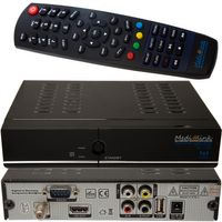 Medi@link Smart Home ML 1100S Hybrid Satelliten Receiver IPTV