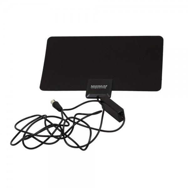 Maximum DA-1300 Paper Thin Indoor Antenne LTE Ready CH 5-60 FM/DAB/VHF/UHF 25 dB