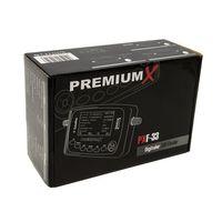 PremiumX Digitaler Sat Finder PXF-33 mit LCD-Display Satellitenerkennung und Kompass – Bild 3