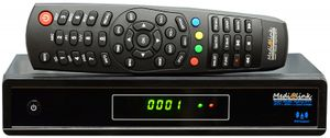 Medi@link Medialink Smart HOME 1 card T2C Combo premium T2+DVB-C+IPTV  Model  ML 4100 TC Kabelreceiver