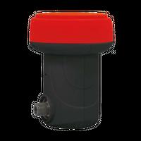 AX Black Buster Premium Single LNB 0.1 dB FULLHD UltraHD  3D 4K Digital tauglich für 1 Teilnehmer – Bild 2