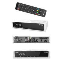 Protek 9910 LX Digital Sat Receiver 1x DVB-S2 Tuner E2 Linux HDTV FullHD – Bild 1